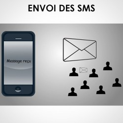 Envoi d'une campagne sms