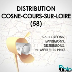 Cosne Cours sur Loire - Distribution