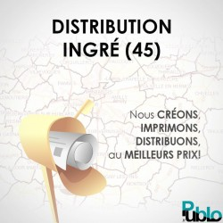 Distribution Flyer A4 - 5000 exemplaires