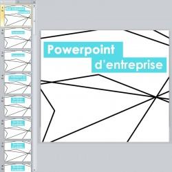 Power Point d'entreprise
