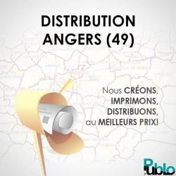 Angers - Distribution