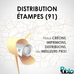 Étampes - Distribution