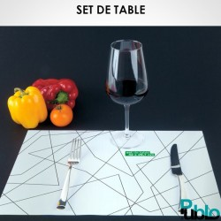 Set de table 20x30cm