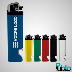 BRIQUET PUBLICITAIRE DECAPSULEUR 'DRAGONI