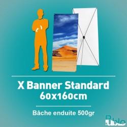X-Banner Standard 60x160cm