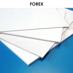 Panneaux Forex PVC expansé (sur mesure)