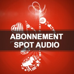 Abonnement spot audio