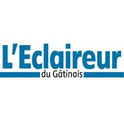 Parution - l'Éclaireur du Gatinais (Bjt NEUVILLE)