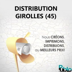 Girolles - Distribution boite aux lettres
