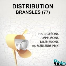 Bransles - Distribution boite aux lettres
