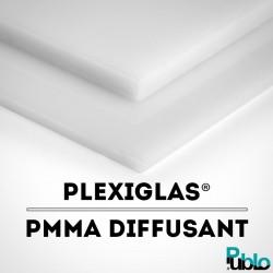 Panneaux Plexiglas PMMA (sur mesure)