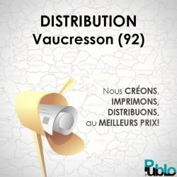 Vaucresson - Distribution