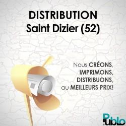 Saint-Dizier - Distribution Boîte à lettre