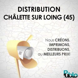 Pannes - Distribution 1440 boites aux lettres